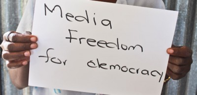 So this is democracy? State of media freedom in 2013