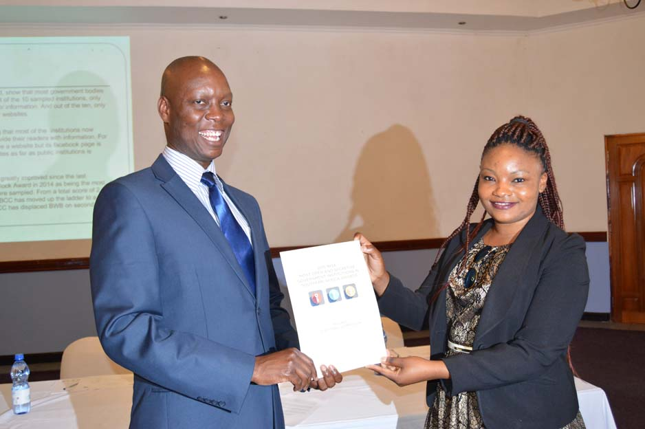 MISA Malawi calls on public bodies to open up