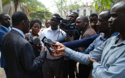 Malawi government includes journalists in priority group for Covid-19 vaccine