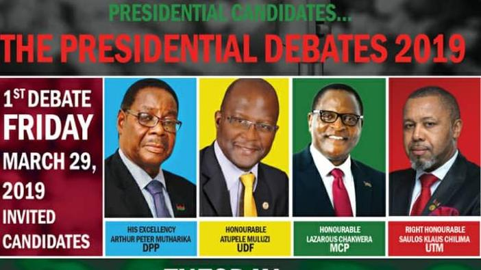 First debate