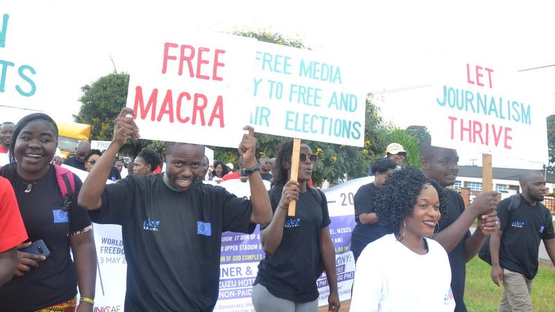 MISA Malawi calls for media independence, professionalism