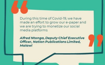 Malawi's Nation Publications Limited embraces digital for sustainability