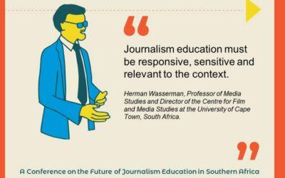 'Journalism education must emphasise on media sustainability'