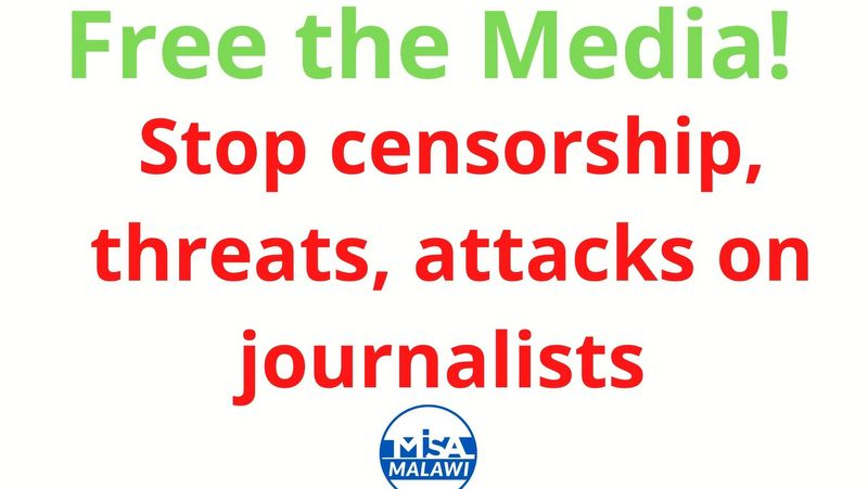 Gains and losses for Media Freedom, ATI under the Tonse Administration