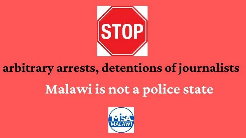 Stop senseless arrests