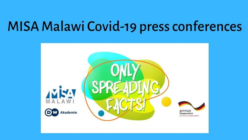 MISA Malawi to host Covid-19 press conferences