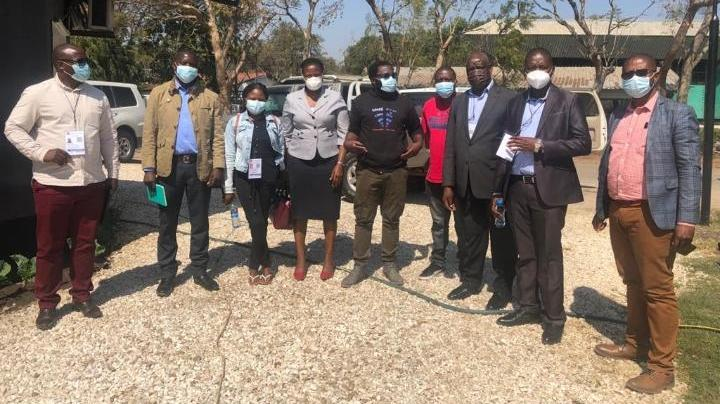 MISA Malawi Vice Chairperson in Zambia for election observation